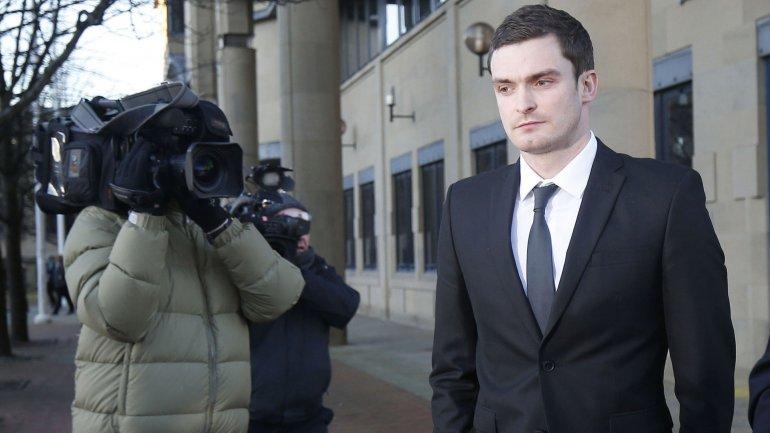 Adam Johnson fue sentenciado a seis años de prisión por abuso