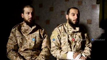 Hassan Nabih Taha y Mehdi Hani Shaib, terroristas de Hezbollah, capturados en Siria