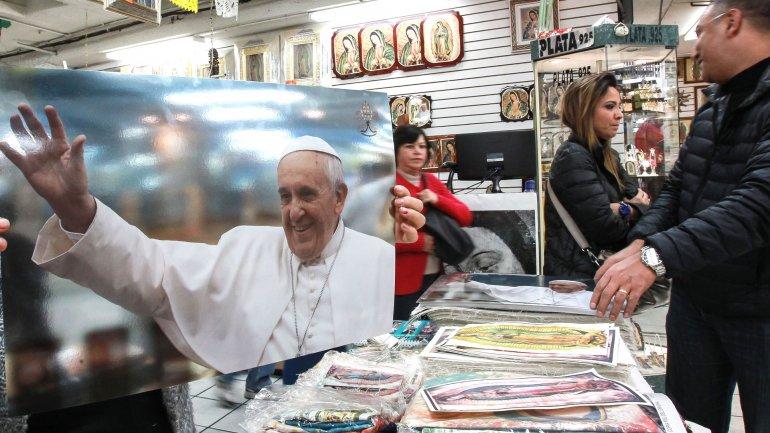 El papa Francisco llegará a México este viernes