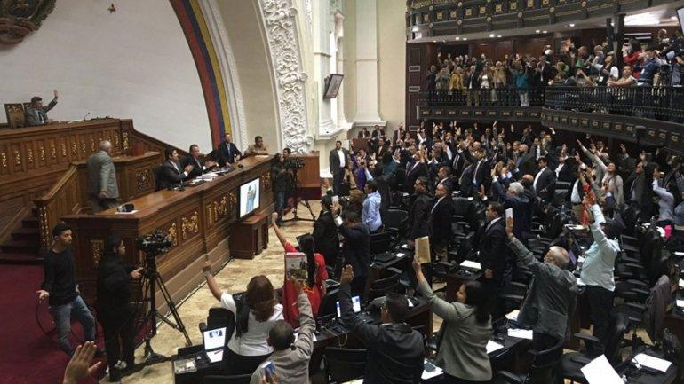 La Asamblea Nacional venezolana debatirá sobre el futuro judicial del país