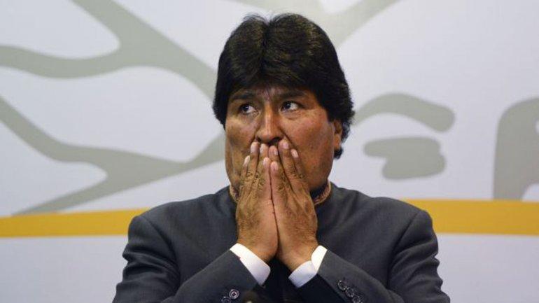 Evo Morales busca un cuarto mandato presidencial