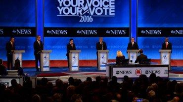 Seis precandidatos quedan en carrera por el Partido Republicano