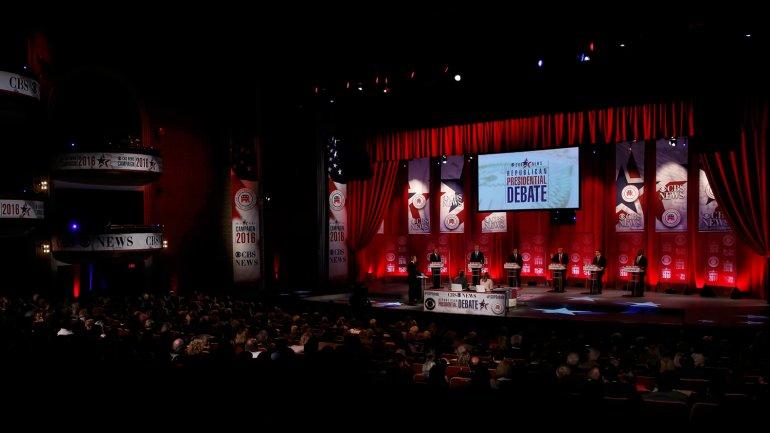 Carolina del Sur fue la sede del nuevo debate republicano a una semana de la interna