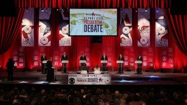 Seis candidatos se enfrentaron en el debate republicano de Carolina del Sur