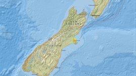 El sismo de 5,8 grados Richter tuvo epicentro a 17 kilómetros de Christchurch