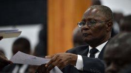 El presidente del Senado de Haití, Jocelerme Privert, fue elegido presidente interino del país