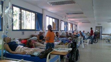 El virus del zika profundiza la crisis sanitaria en Venezuela