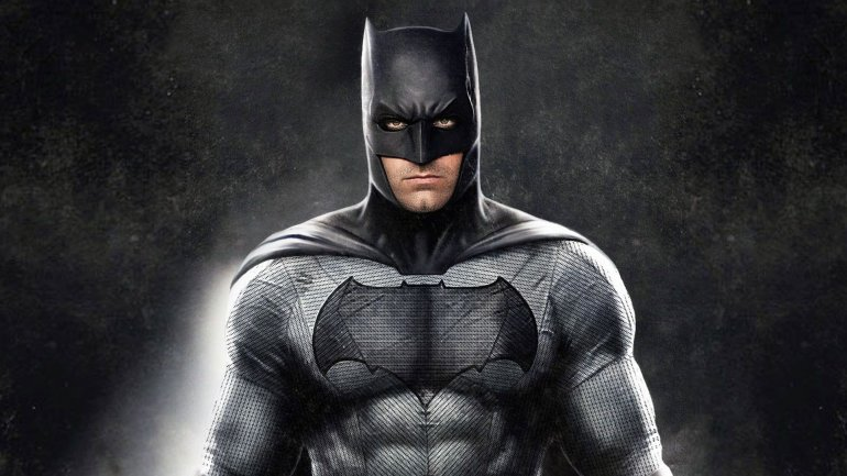 Ben Affleck protagoniza Batman vs. Superman: Dawn of Justice