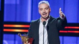 J Balvin ganó el premio al artista del año