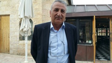 Kamal-al-Labwani, líder de la oposición siria