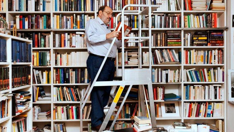 Umberto Eco falleció el viernes 19 de febrero a los 84 años