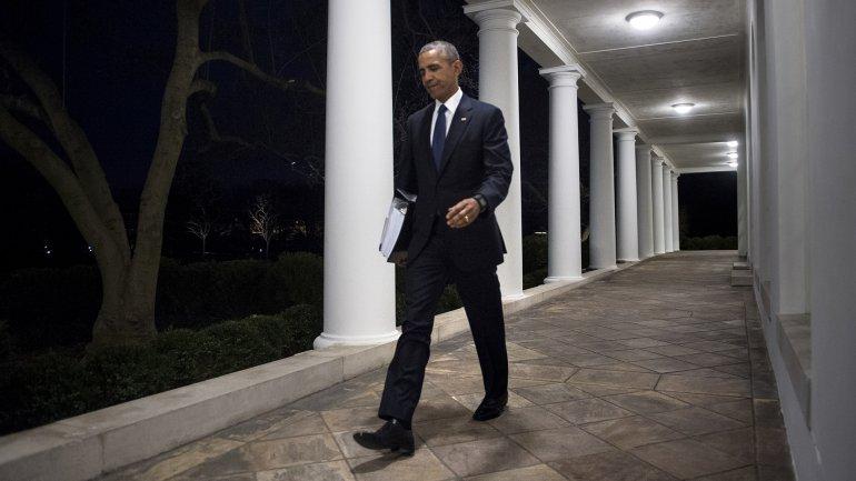 Barack Obama hará su anuncio a las 15.30 GMT