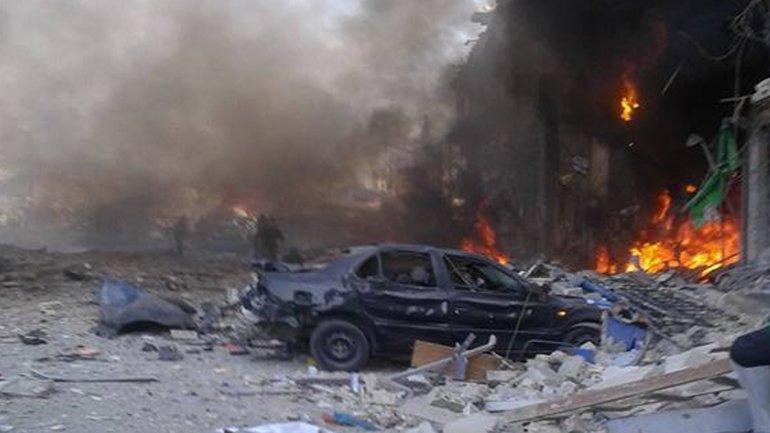 Dos explosivos fueron detonados en Homs