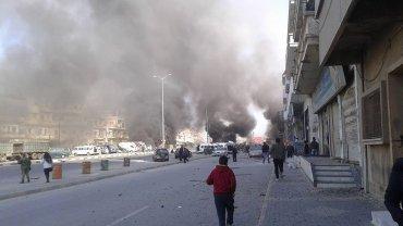 Siria a pocas horas del alto al fuego