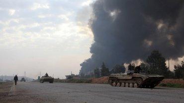 Cientos de civiles murieron por los bombardeos
