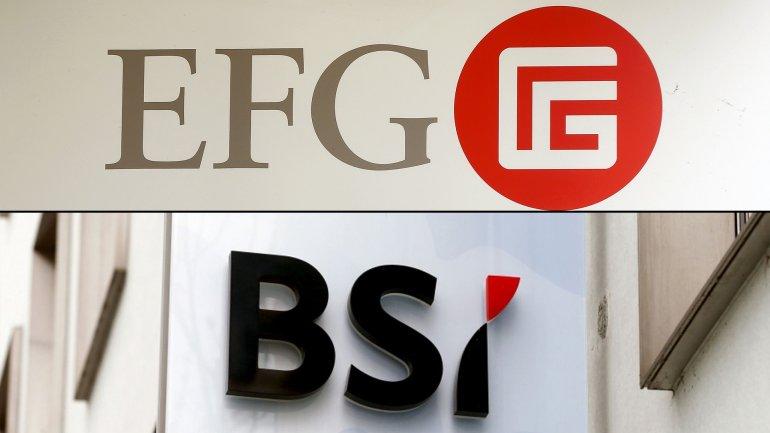 La fusión EFG-BSI gestionará unacartera de activosde 171.000 millones de dólares,lo que la convertirá en el quinto banco privado de Suiza.