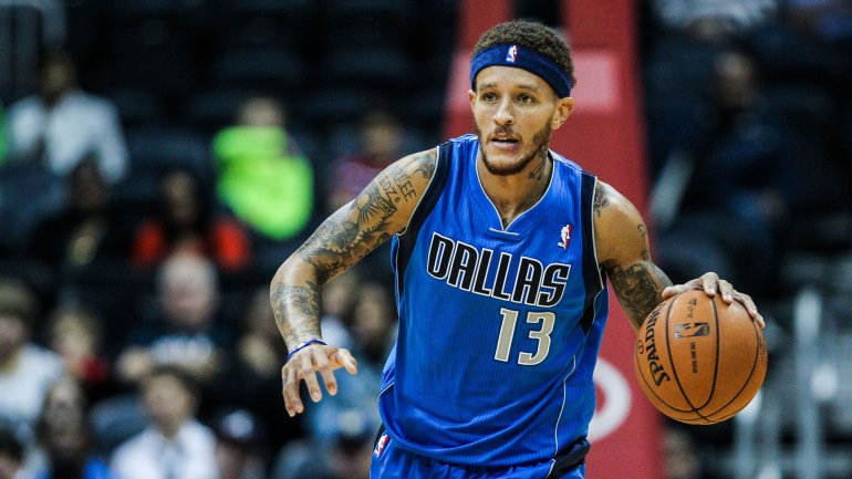Delonte West jugó en Boston, Cleveland, Seattle y Dallas