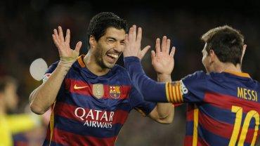 Lionel Messi y Luis Suárez comparten delantera con Cristiano Ronaldo en el equipo más valioso de Transfermarkt
