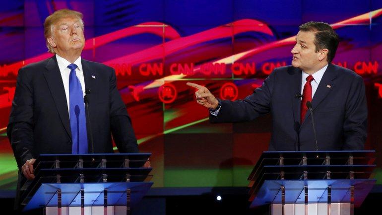Ted Cruz venció a Donald Trump en el caucus republicano de Kansas