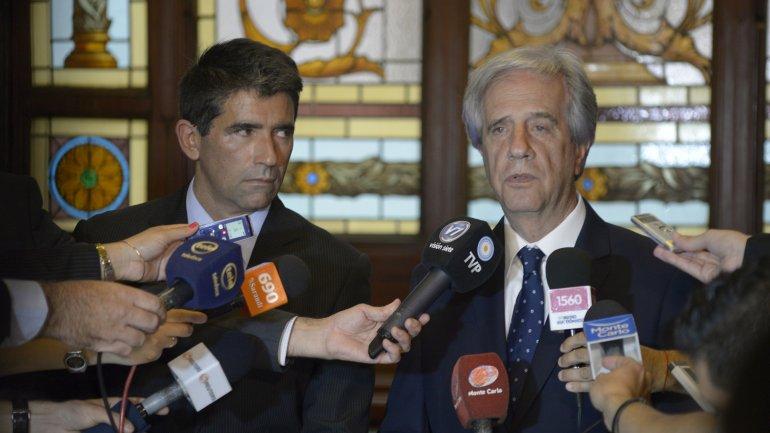 Uruguay, Tabaré Vázquez, Raúl Sendic