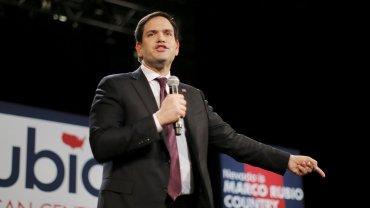 Marco Rubio ganó la elección primaria en Puerto Rico