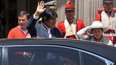 El presidente de Bolivia, Evo Morales, sabe que no será fácil hallar un sucesor