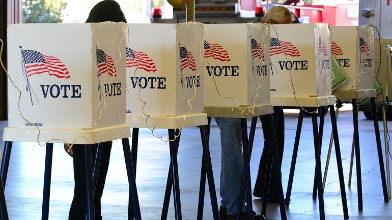 En 12 de los 50 estados habrá elecciones este martes