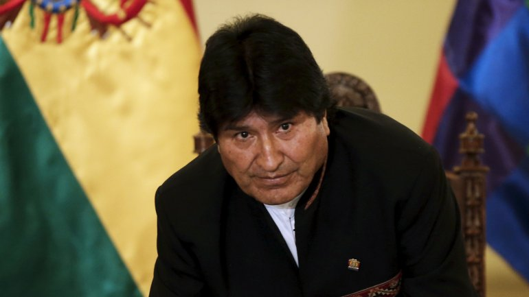 Evo Morales se someterá a una prueba de ADN