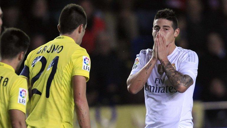 James Rodríguez podría ser trasferido por su bajo rendimiento en el Real Madrid