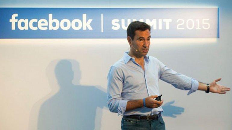 Diego Dzoran, vicepresidente de Facebook e Instagram para América Latina