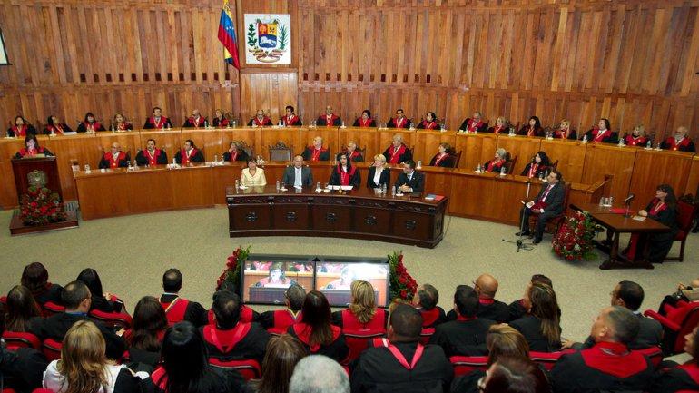 Corte Suprema de Venezuela