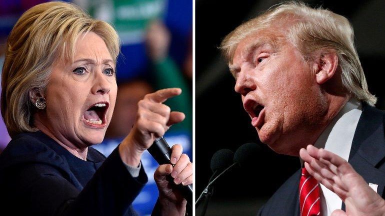 Hillary Clinton y Donald Trump, los favoritos para la presidencia de EEUU