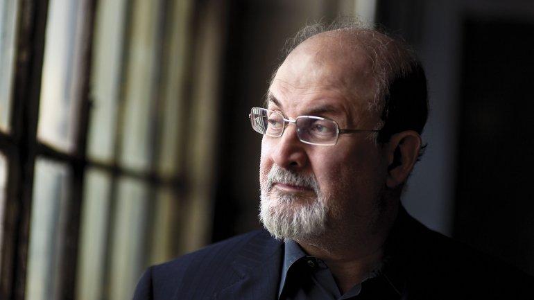 Salman Rushdie, autor de Los versos satánicos
