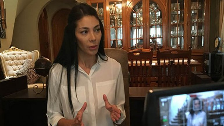 Paola Zapata, la hermana de Gabriela, la ex novia de Evo Morales