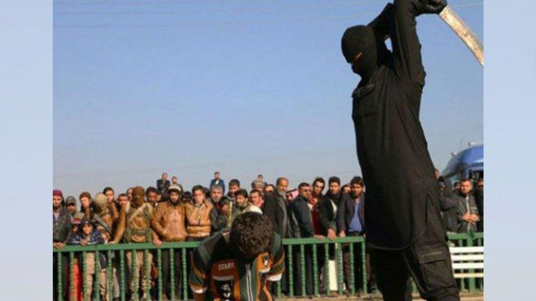 El Estado Islámico decapitó a un joven de 16 años por herejía