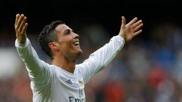 Cristiano Ronaldo tiene un promedio de 1,05 goles por partido en el Real Madrid