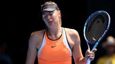 La tenista admitió haber consumido meldonium