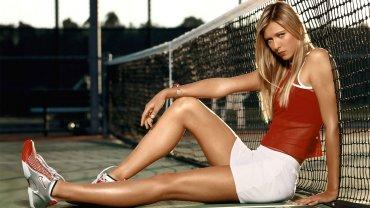 Maria Sharapova consiguió 35 títulos a lo largo de su carrera