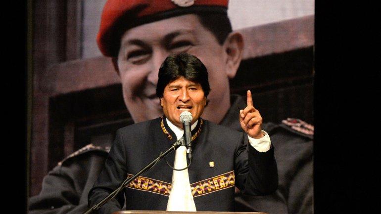 Evo Morales emprenderá una segunda acción legal contra Chile ante La Haya