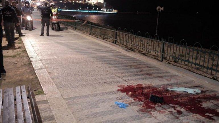 Un terrorista asesinó a un hombre y apuñaló a otras 10 personas en Tel Aviv