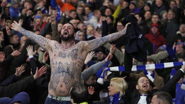 El Leicester suma 60 unidades en 29 partidos disputados de la Premier League y es el único líder