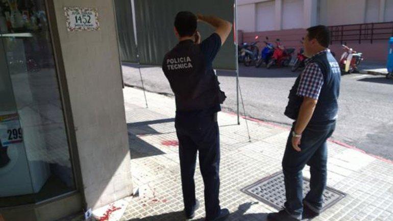 El comerciante fue atacado en Paysandú