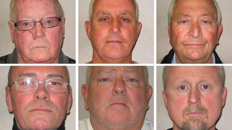 El promedio de edad de los condenados por el robo es de 61 años