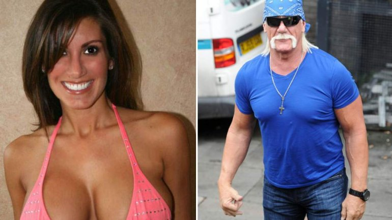 En el video, se ve una escena de sexo entre Hulk Hogan y Heather Clem, por entonces esposa de su mejor amigo