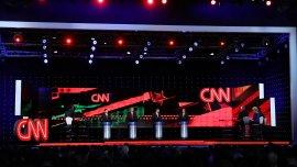Los cuatro precandidatos republicanos aspiran a ser el nominado para las elecciones presidenciales