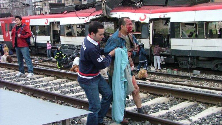 El atentado dejó 192 víctimas fatales