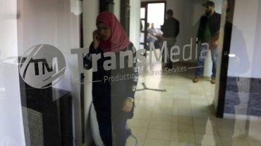 Las oficinas de la productora del canal fueron requisadas por la policía israelí