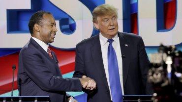 El neurocirujano Ben Carson se bajó de la carrera presidencial y ahora apoya a Donald Trump