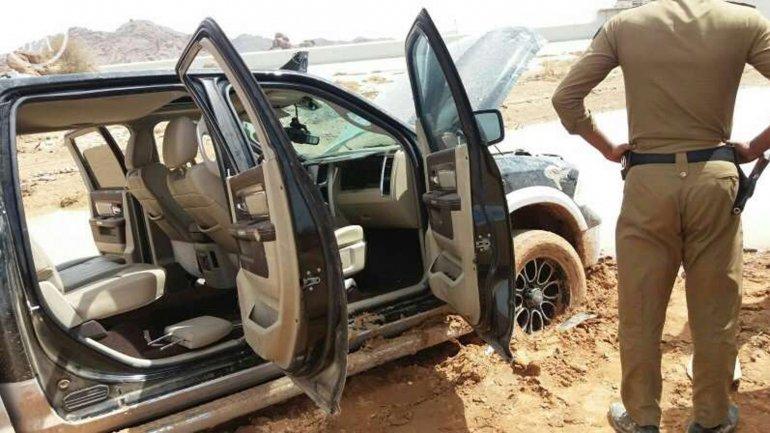 Los terroristas se negaron a entregarse y se tirotearon con la policía