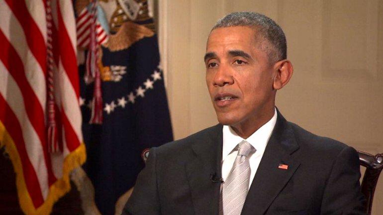 El presidente Barack Obama se refirió a la relación con la Argentina.